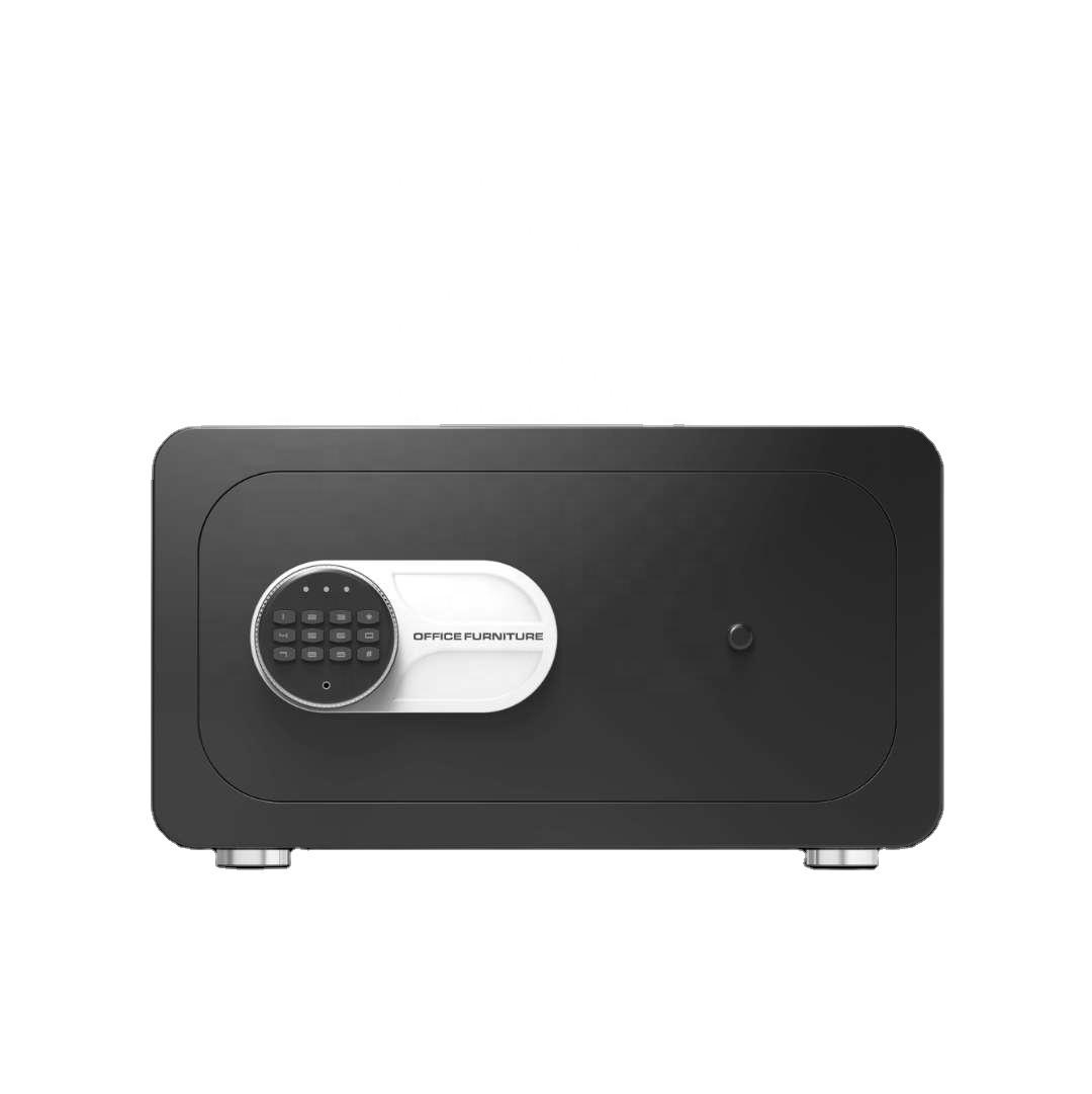 OUBAO wall mounted bank safe deposit box size hotel safe deposit box china new design reliable gun key bottom price safe box