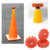 10 Years Factory Manufacturer Road Safety Traffic Led Rechargeable Warning Light Led Flare Beacon Light for police equipment