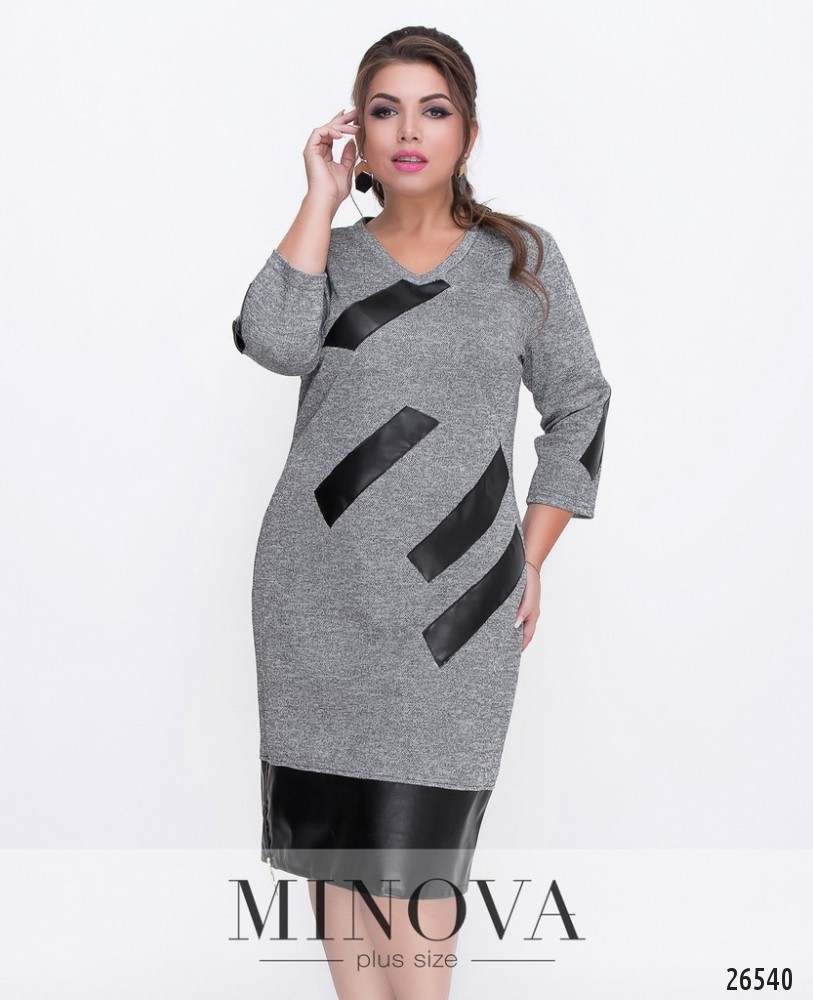 2019 Autumn Winter Women Straight Casual Dress Female Long Sleeve Dresses Plus Size 6XL