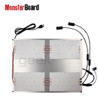 led grow light 480w monster board/ quantum board v4 hlg 550 with uv ir switch for indoor grow tent LM301H by geeklight