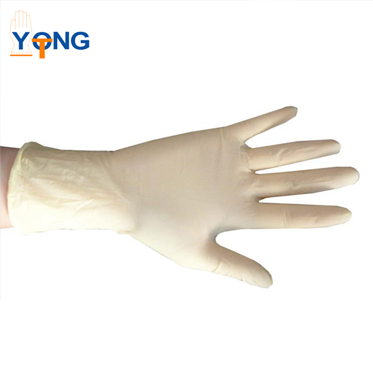 Factory price latex glove with high quality
