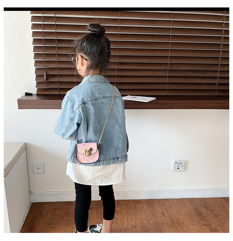 Bebé Diseño De Lentejuelas Bolsa De Mensajero Elegante 2020 Princesa Mickey Hombro Bolsos Niño Bolso Arco Iris Bolsas Buy Mini Bolso De Hombro De