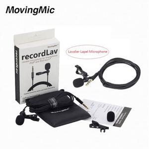 Distinguished Lavalier Lapel Condenser Microphone