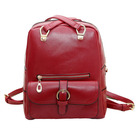 Trade School School Backpack YTF-P-SJB085 Fair Trade Blank Elegant Leather School Backpack China