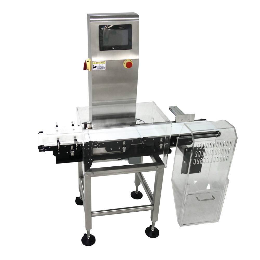 Online Conveyor Belt Capsule Scale Weight Check Weight ...