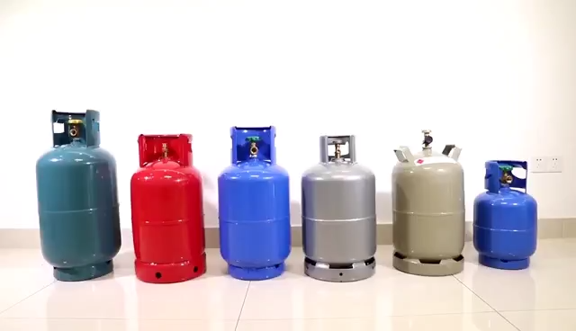 China durable cheap price universal high quality bharat gas lpg cylinder price for Belarus
