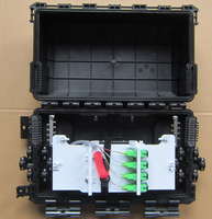 Fiber optic splice enclosure/fiber distribution closure/ provide free samples