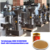 Manufacturer mini cocoa bean processing machine for cocoa butter powder and chocolate