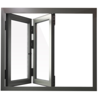 Cheap Aluminium Windows,Aluminium Bi Fold Window With Australia Standard Glass