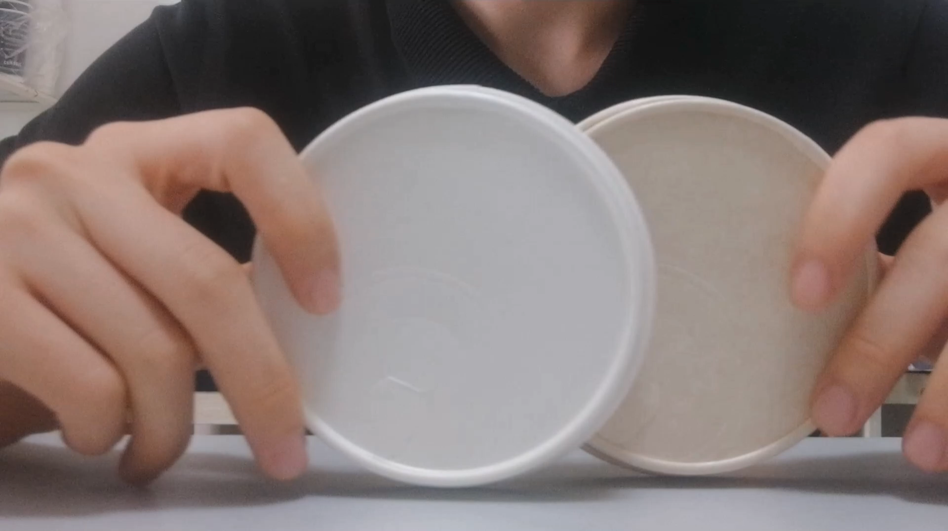 2020 new product Biodegradable Paper lid for paper cup