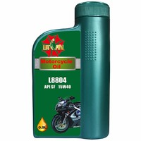 Power 1 Racing 4T 10W40 Motorcycle Engine Oil - 4ltr