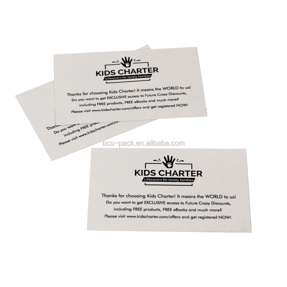 Custom Business Card Paper Printing