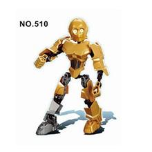 Legoing, Звездные войны, дроид, Звездные планы, ужасный ужас, гибель дьявола, фигурки роботов, наборы, Хэллоуин, рождественские подарки, большие ...(Китай)