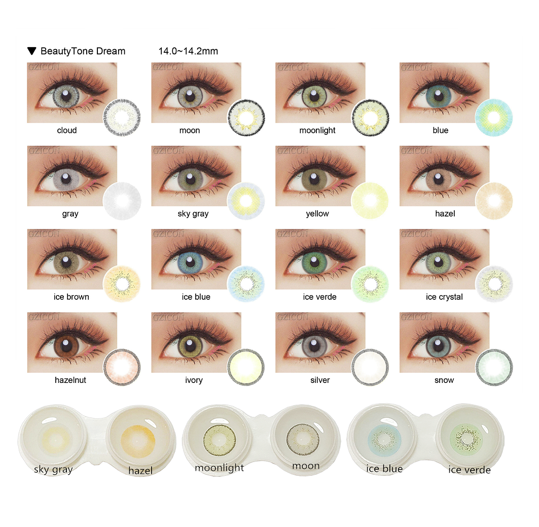 Hot Bts New Look Color Contact Lens Beautiful Style Wholesale Yearly Disposable Colored Eye Contact Lenses Buy Color Contact Lens Colored Contact Lenses Lenses Colored Eye Product On Alibaba Com