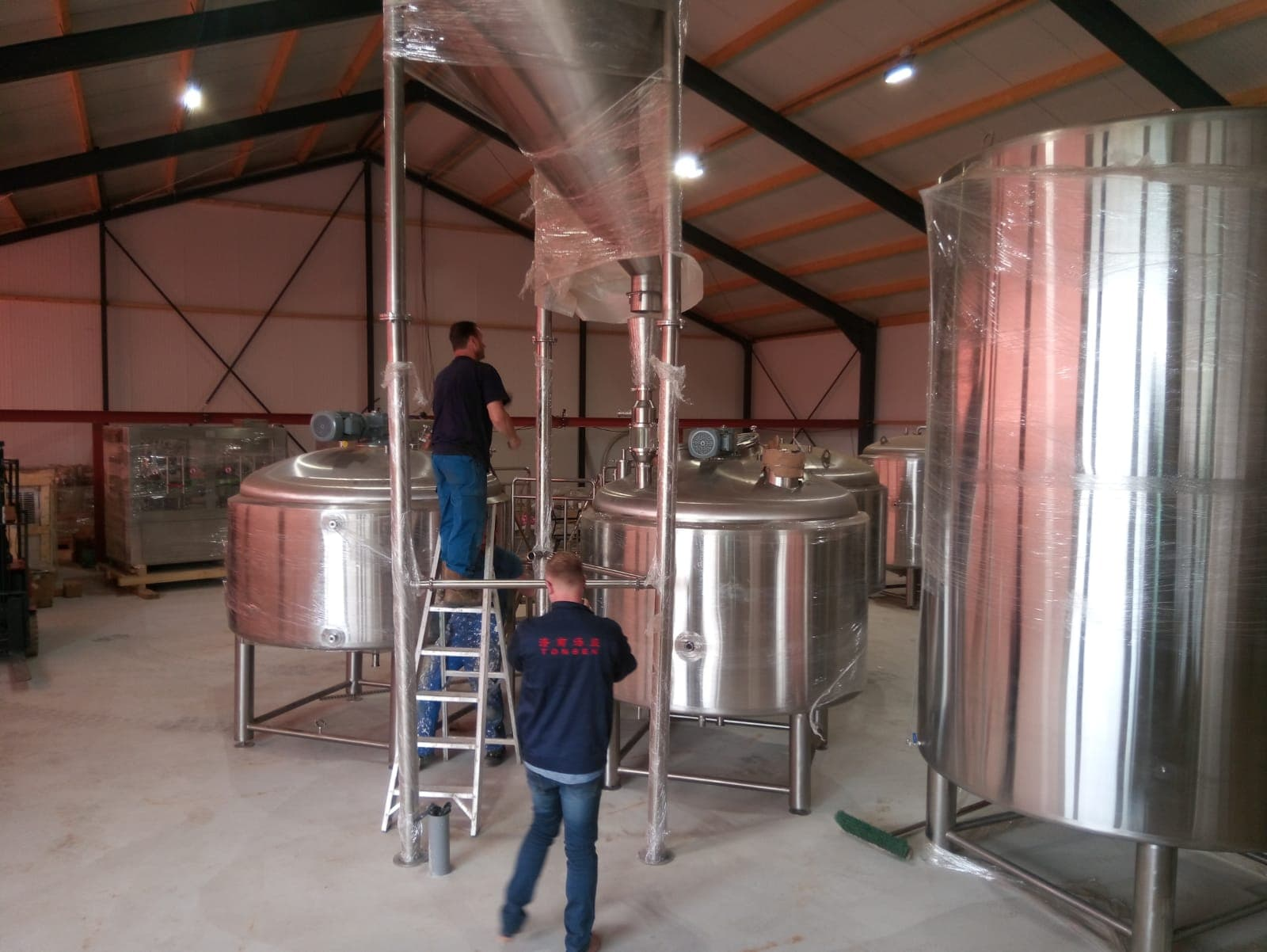 brewhouse system