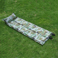 Camping Travel Folding Ultralight Military Self Inflating Sleeping Pad