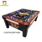 Quality 8 Players Ocean King 3 Fish Game Table Gambling Machine