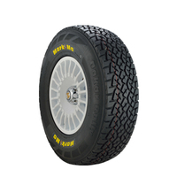 new pattern design 15 inch 33x10.50r15LT car tires rally