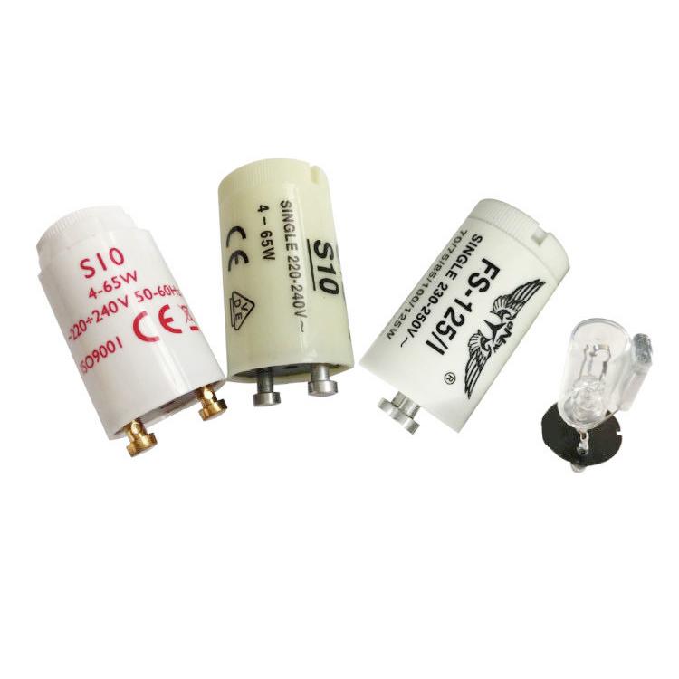 FS-4 250MA New Design starter with base LED fluorescent lamp starter
