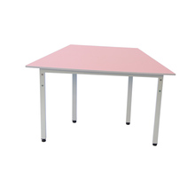 Verstelbare Trapezium Student Tafel Combineerbare <span class=keywords><strong>School</strong></span> <span class=keywords><strong>Bureau</strong></span>