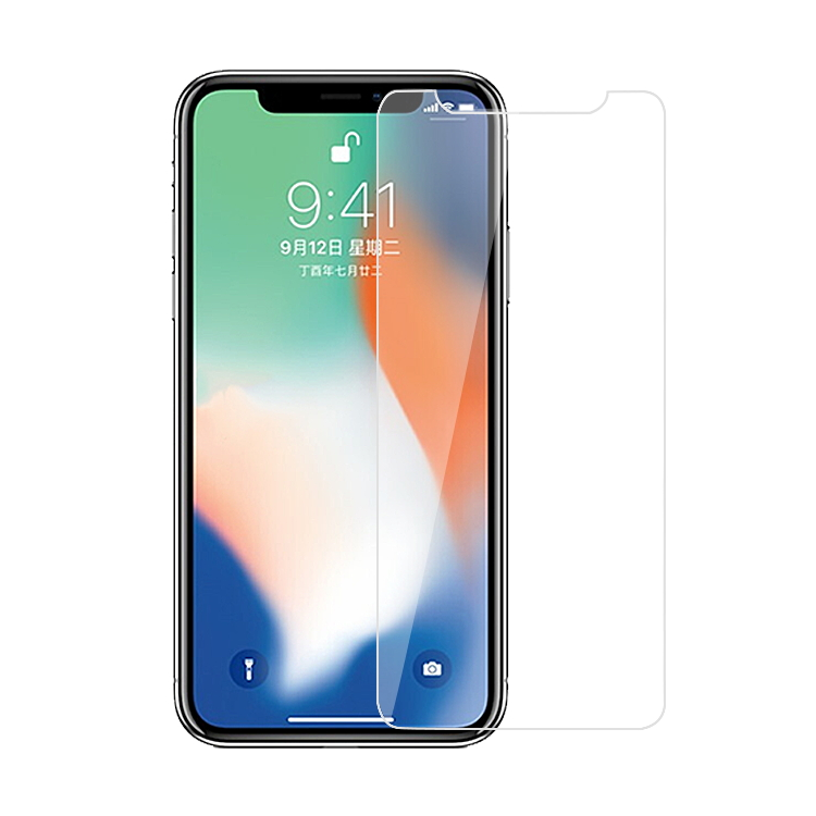 Smartphone Hewan Peliharaan Pelindung Layar Plastik Lembut Ultrathin Pelindung Layar untuk iPhone X 11 Pro Max