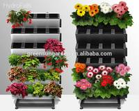 Self watering green wall GreenSun Hydrofalls for vertical garden