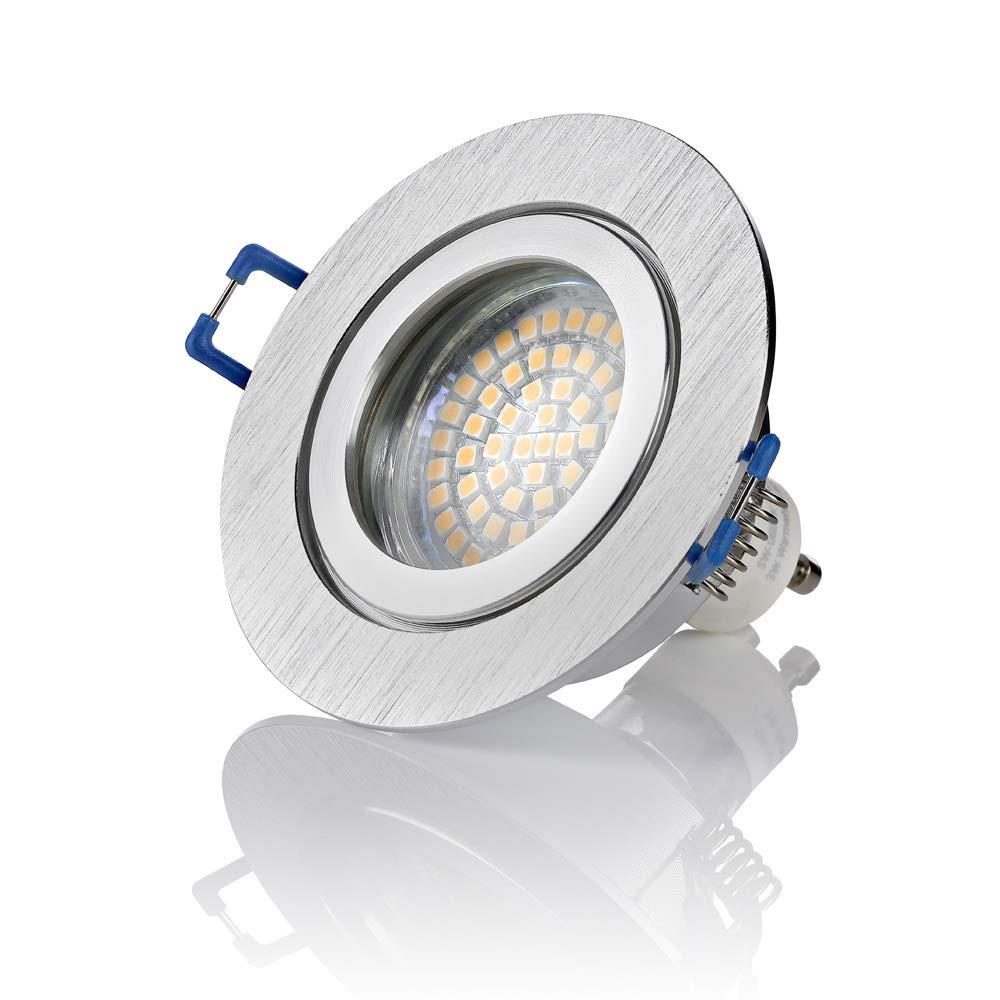 IP44 led downlight bathroom ceiling spot light MR16 lighting fixture housing