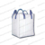 Heavy duty fibc bulk super rubble sack ton bag polypropylene 2200LB SW/4 handles 35*35*43 inch made of pp material