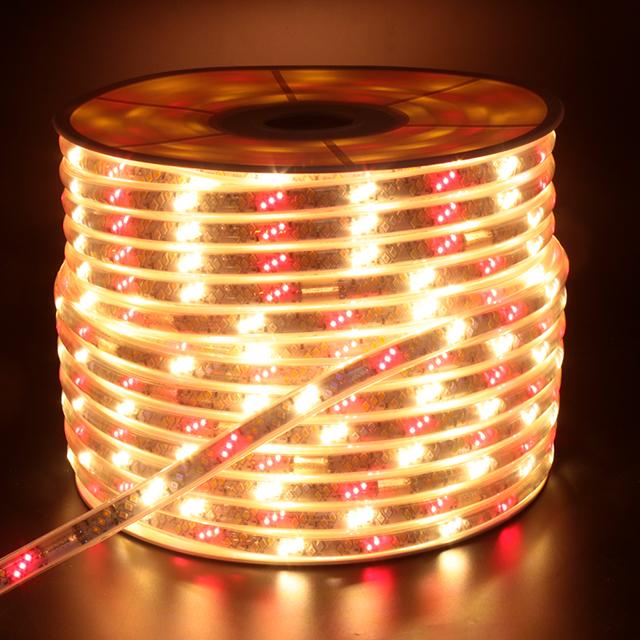 Wholesale Smart Neon Flex 220V Outdoor 2835 Flexible SMD 100m Waterproof Led light Strip
