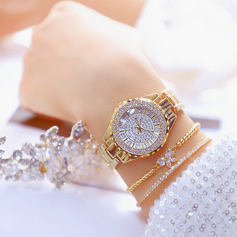 Compre 2019 Famosos Relojes De Marca Mujeres Diseñador Casual Reloj De Pulsera Moda De Lujo Reloj De Cuarzo Reloj De Mesa Reloj Mujer Mujer Orologio A