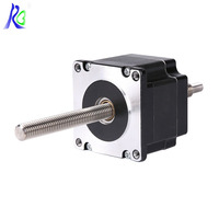 1.8 Degree Paso a Paso Ball Screw Nema 23 57mm Non-Captive Linear Motor Stepper for 3D Printer