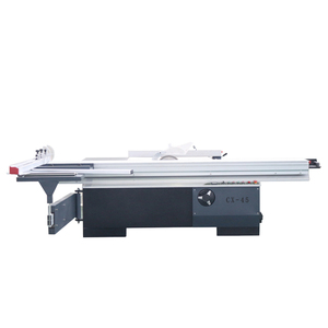 90 degree vertical panel saw cutting for wood structure and hardness of various density board, particleboard