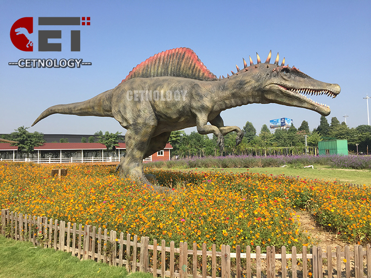 Cet animal model levensgrote realistische dinosaurus model Ankylosaurus avontuur thema park producten outdoor entertainment