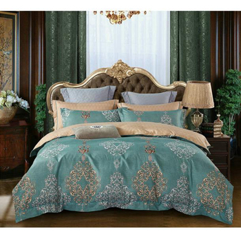 Factory supply discount price bedding set with matching curtains duvet and fitted sheet