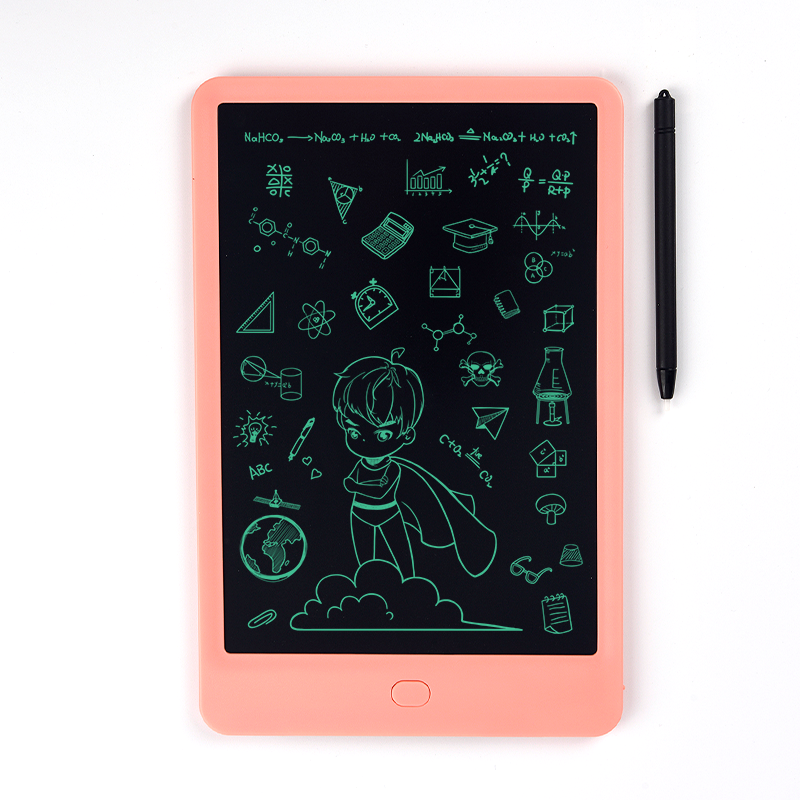 Elfinbook 10 inch Reusable Smart Ewriter Digital Note Pad Notepad LCD Writing Drawing Tablet Board with Memory