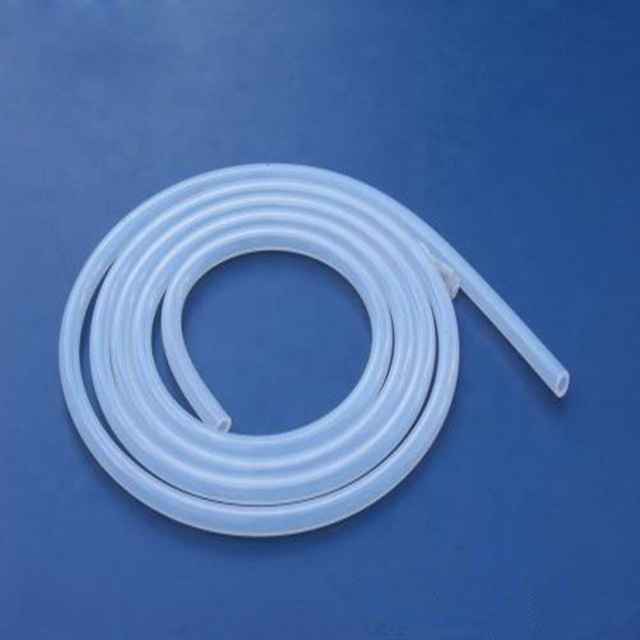 High Quality Thin Wall Silicone Hose Silicone Rubber Tube