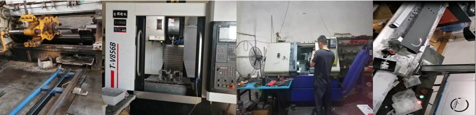 주문 OEM 컬러 80mm 300mm 350mm 240mm 알루미늄 파이프 파우더 코트 알루미늄 튜브