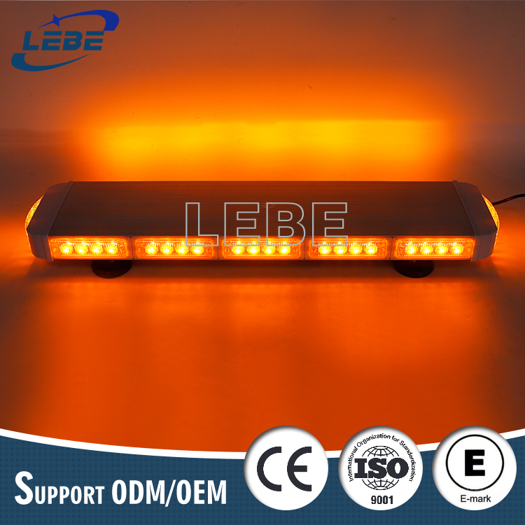 led strobe warning light bar