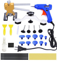 Chinese supplier dent lifter hail damage bridge pulling glue gun dent remover kits for auto body shop