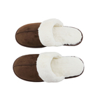 Ladies Winter Slippers Winter Winter Warm Slippers Ladies Faux Suede Winter Slippers Classic Warm Home Slippers