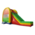 Commercial Inflatable Bouncing Castles With Slide Combo Jumping Bounce House Castle Bouncer With Slide For Kids