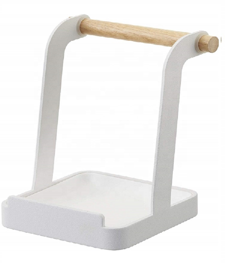 Kitchen Ladle <strong>Holder</strong> Ladle Lid Rest Lid Stand for Utensils
