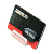 Credit Card Size Contact IC Smart Card Rfid  Chip White Blank PVC Smart Card