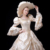 Ecoparty Retro Women Victorian Dress Royal Ball Gown Costume Gown Reenactment Theater