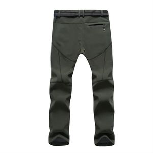 OEM outdoor winter couple fleece pants windproof Feng Shui thickened comfortable warm