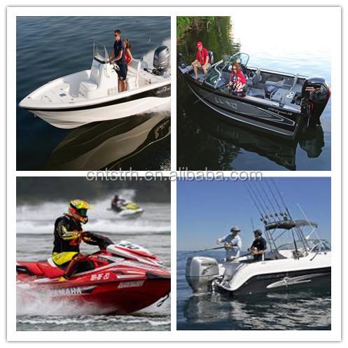 Hélice De Popa marinhos Barco De Alumínio para Honda motor 25-30HP