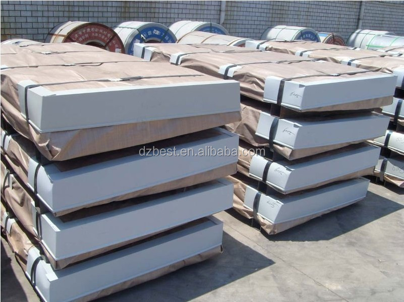 PPGI Sheet Color Corrugated Roof Sheets Steel Metal Construction Material