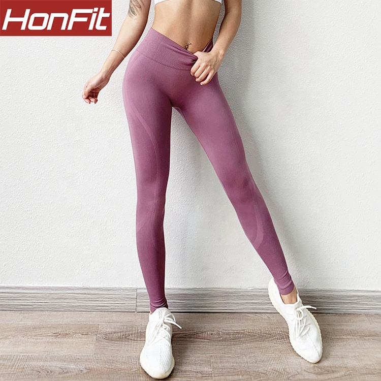 Hoge taille Custom Workout anti cellulitis compressie populaire Fitness Slijtage Vrouwen Yoga leggings