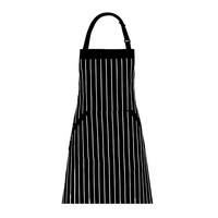 Cotton BBQ apron funny grill aprons for men dad with 2 pockets, adjustable neck strap