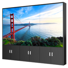 49 Inch 500 CD/M2 Kecerahan <span class=keywords><strong>Video</strong></span> <span class=keywords><strong>Wall</strong></span> Bezel 3.5 Mm untuk <span class=keywords><strong>Ruang</strong></span> <span class=keywords><strong>Kontrol</strong></span>